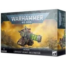 Necrons: Lokhust Heavy Destroyer