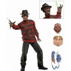 Nightmare On Elm Street - Freddy Krueger Ultimate Deluxe Action Figure 18cm