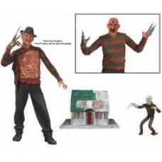 Nightmare on Elm Street Part 3 Dream Warriors - Ultimate Freddy Action Figure 18cm