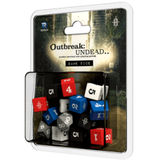 Outbreak Undead: Game Dice 2nd Ed.