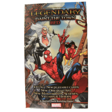 Marvel Legendary: Paint The Town Red