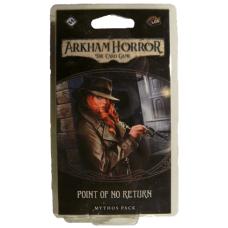 Arkham Horror: The Card Game: Point of No Return: Mythos Pack