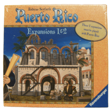 Puerto Rico: Expansions 1&2