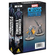 Marvel Crisis: Protocol – Punisher & Taskmaster