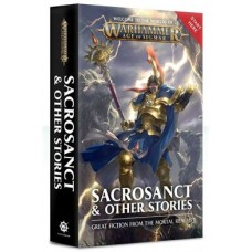 Sacrosanct & Other Stories TPB