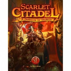 Scarlet Citadel for 5th Edition