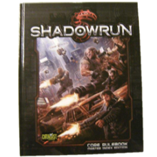 Shadowrun: Core Rulebook