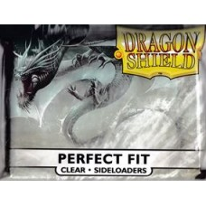 Dragon Shield: Perfect Fit Sideloader - Clear (100 stk)