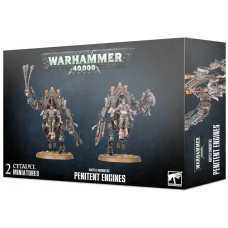 Adepta Sororitas: Penitent Engines