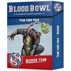 Skaven Team Card Pack