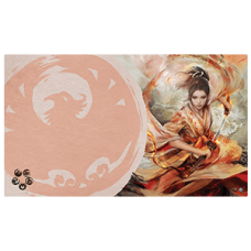 Legend of the Five Rings: The Card Game – Playmat: Soul of Shiba