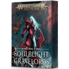 Soulblight Gravelords: Warscroll Cards