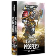 Space Marine Conquests: Ashes Of Prospero TPB
