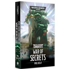 Space Marine Conquests: War of Secrets TPB