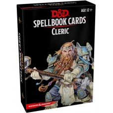 Dungeons & Dragons 5th Ed. Spell Deck Cleric