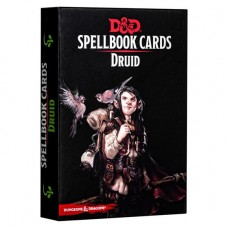 Dungeons & Dragons 5th Ed. Spell Deck Druid