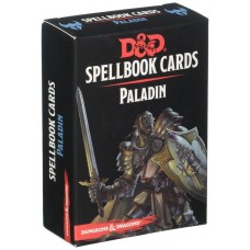 Dungeons & Dragons 5th Ed. Spell Deck Paladin