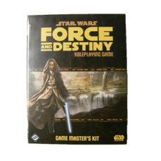 Star Wars Force & Destiny RPG: Game Master's Kit