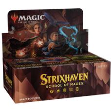 Strixhaven Draft Display