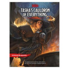 Dungeons & Dragons 5th Ed. Tasha's Cauldron of Everything