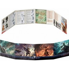 Dungeons & Dragons 5th Ed. Temple of Elemental Evil DM Screen