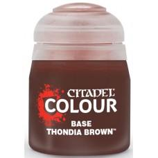 Thondia Brown Base