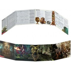 Dungeons & Dragons 5th Ed. Tomb of Annihilation GM Screen