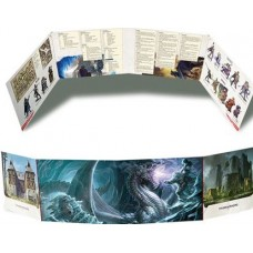 Dungeons & Dragons 5th Ed. Tyranny of the Dragons DM Screen