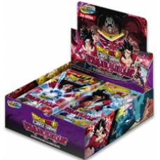 DragonBall Super Card Game - Booster Display B11 Unison Warrior Series - Vermilion Bloodline 2nd Edition