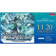 Cardfight!! Vanguard - Booster Display: Storm of the Blue Cavalry