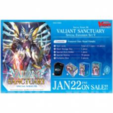 Cardfight!! Vanguard Special Series Valiant Sanctuary Special Expansion Set V