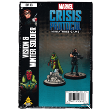 Marvel: Crisis Protocol: Vision and Winter Soldier