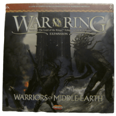 War of the Ring: Warriors of Middle-earth Expansion