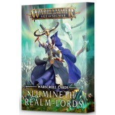 Lumineth Realm-lords: Warscroll cards