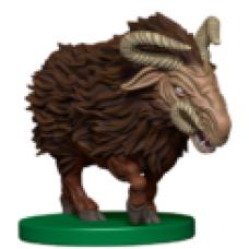 Beast Token Miniature