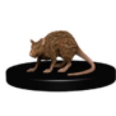 Rat Token Miniature