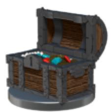 Treasure Token Miniature
