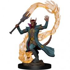 D&D Icons: Tiefling Sorcerer Male Premium Figure