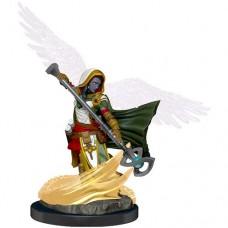 D&D Icons: Aasimar Wizard Female Premium Figure