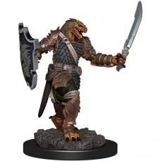 D&D Icons: Dragonborn Paladin Female Premium Figure