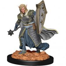 D&D Icons: Elf Male Cleric Premium Figure