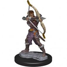 D&D Icons: Elf Ranger Female Premium Figure