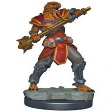 D&D Icons: Dragonborn Fighter Male Premium Figure