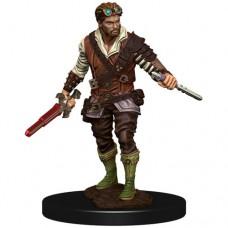 D&D Icons: Human Rogue Male Premium Figure