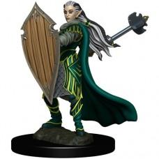 D&D Icons: Elf Paladin Female Premium Figure
