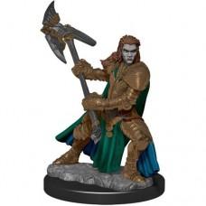 D&D Icons: Half-Orc Fighter Female Premium Figure