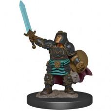 D&D Icons: Dwarf Paladin Female Premium Figure