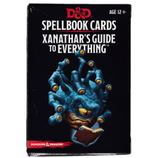 Dungeons & Dragons 5th Ed. Spell Book: Xanathar's Guide To Everything