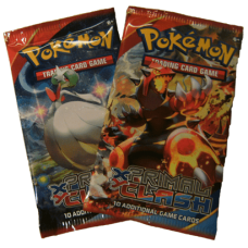XY: Primal Clash booster pack