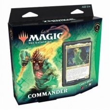 Zendikar Rising Commander Deck: Land's Wrath
